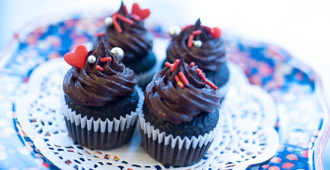 The Best Paleo Chocolate Cupcakes